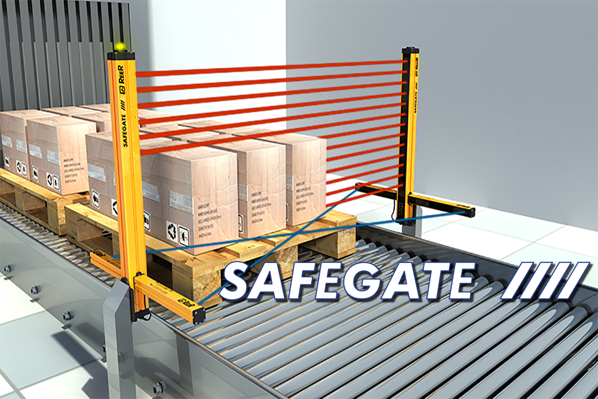 Safegate logo